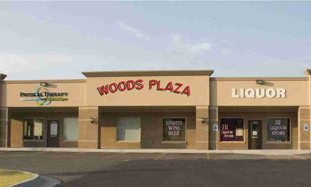 Commercial Construction - Woods Plaza